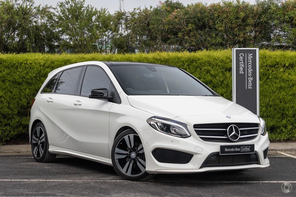 2016 Mercedes-Benz B 180 Hatch