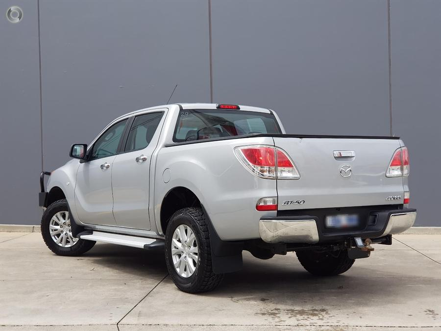 2014 Mazda BT-50 XTR UP