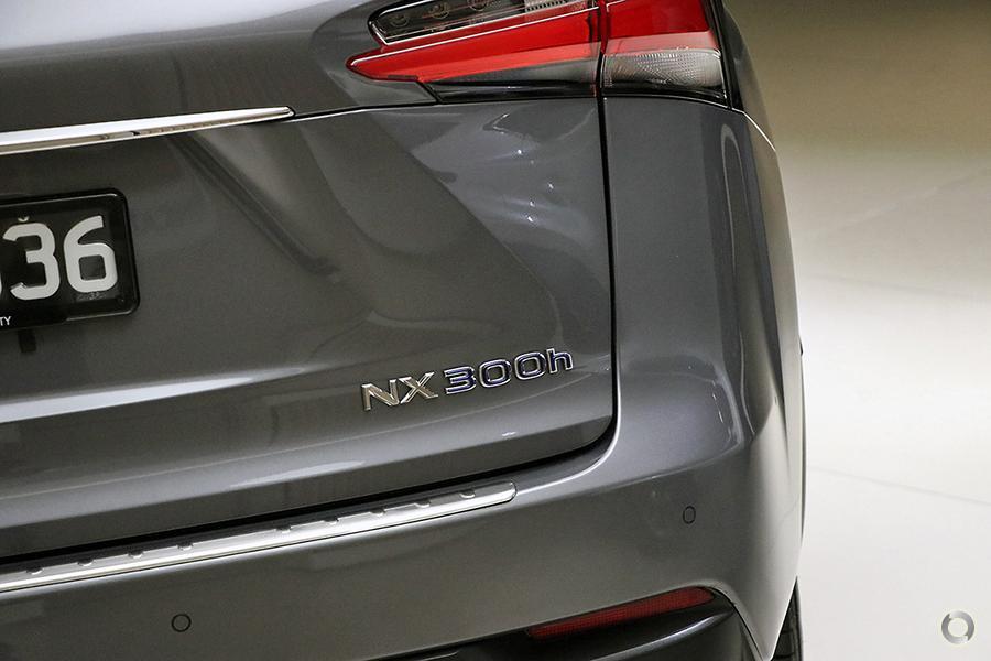 2015 Lexus Nx NX300h Luxury AYZ15R