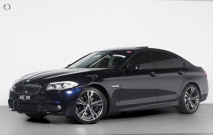 2011 BMW 520d  F10
