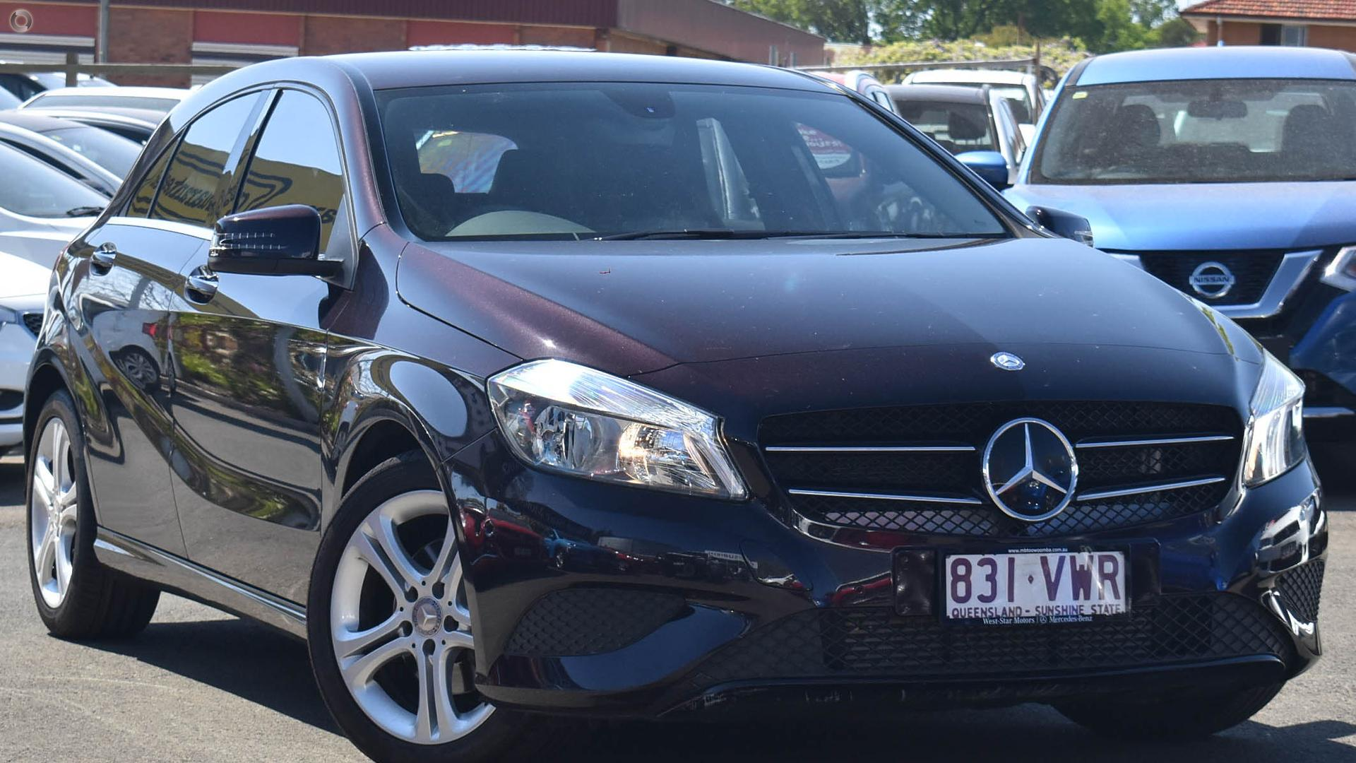 2015 Mercedes-Benz A 180 Hatch