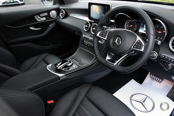 2019 Mercedes-Benz GLC 350 D