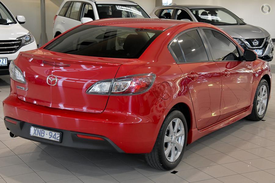 2010 Mazda 3 Maxx Sport BL Series 1