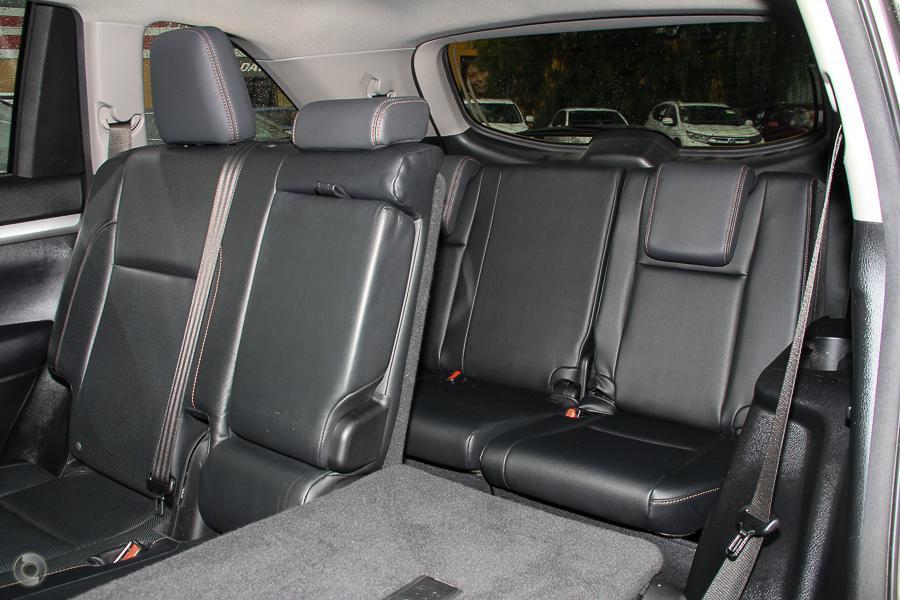 2014 Toyota Kluger GXL GSU50R
