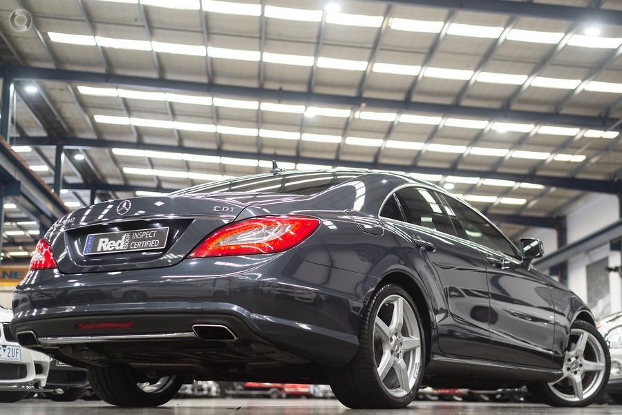 2011 Mercedes-Benz CLS350 CDI BlueEFFICIENCY C218