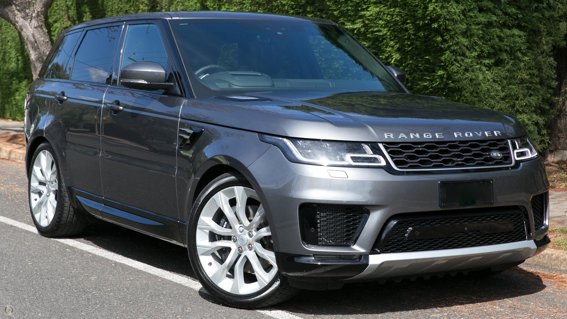 2018 Land Rover Range Rover Sport L494