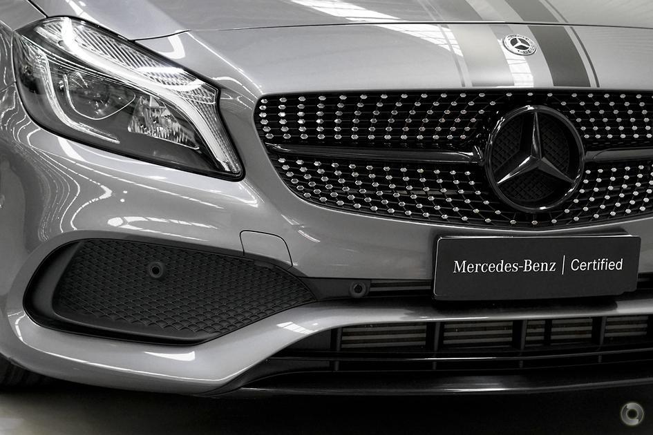 2017 Mercedes-Benz A 250 SPORT Hatch