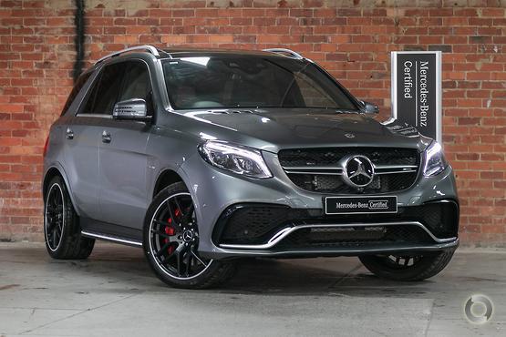 2018 Mercedes-Benz GLE 63 AMG S