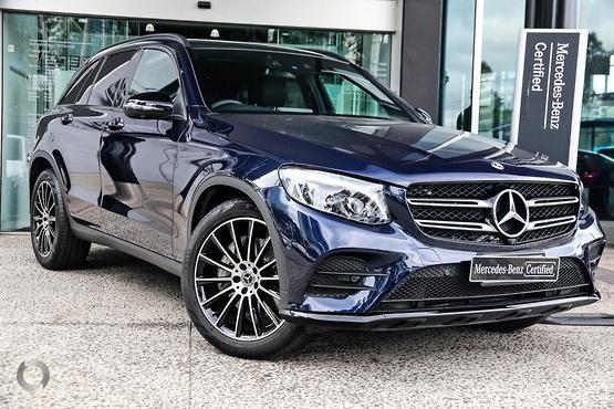 2018 Mercedes-Benz <br>GLC 200
