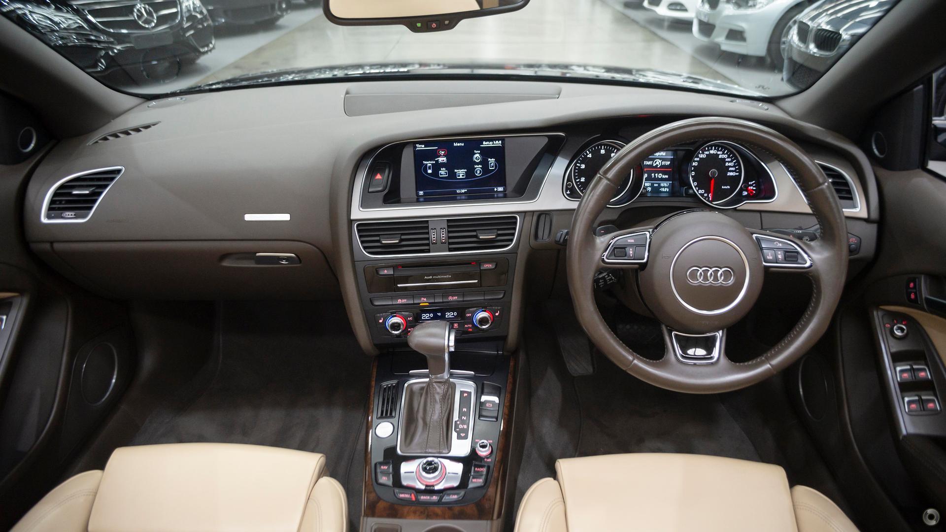 2015 Audi A5  8T