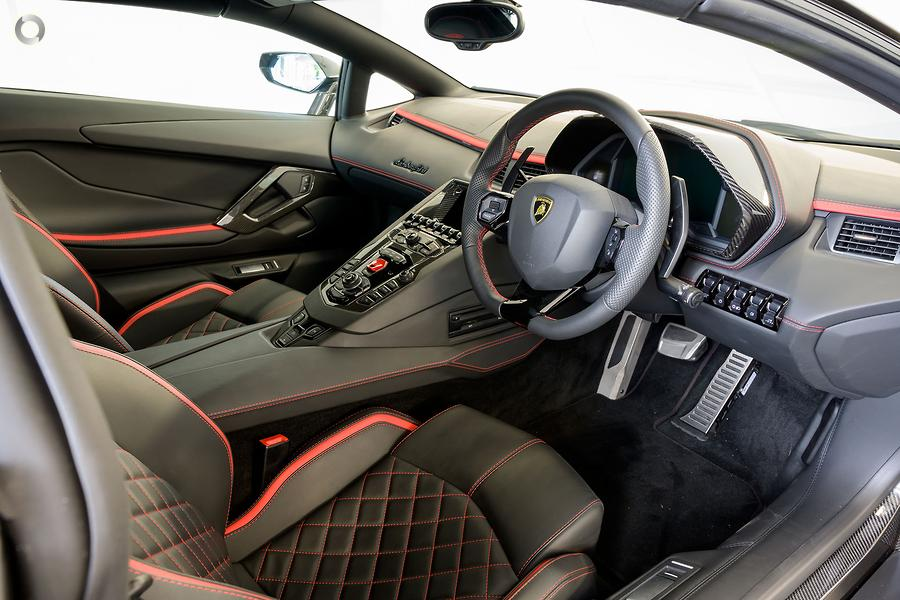 2019 Lamborghini Aventador S 834