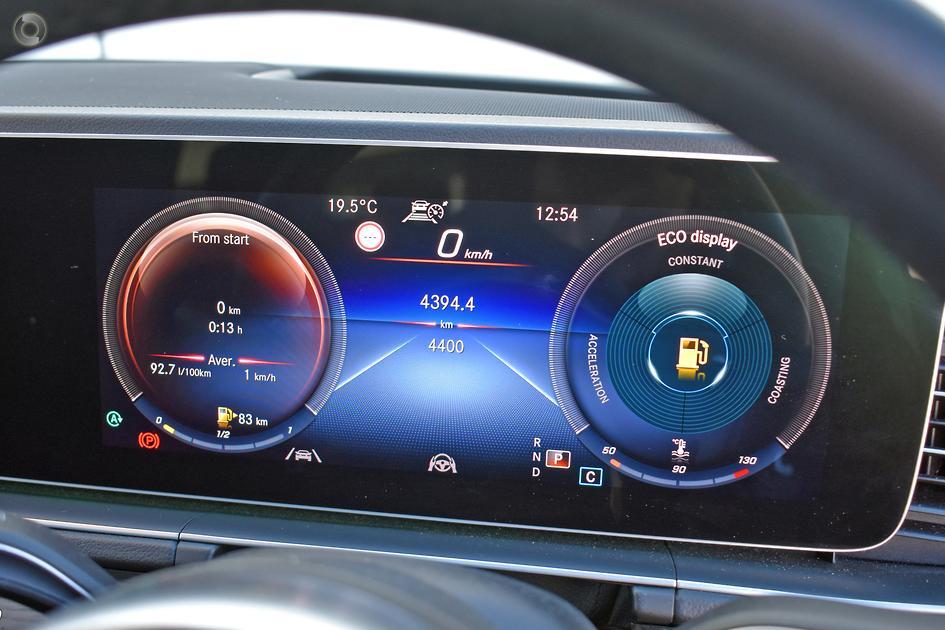 2020 Mercedes-Benz GLS 400 D Wagon