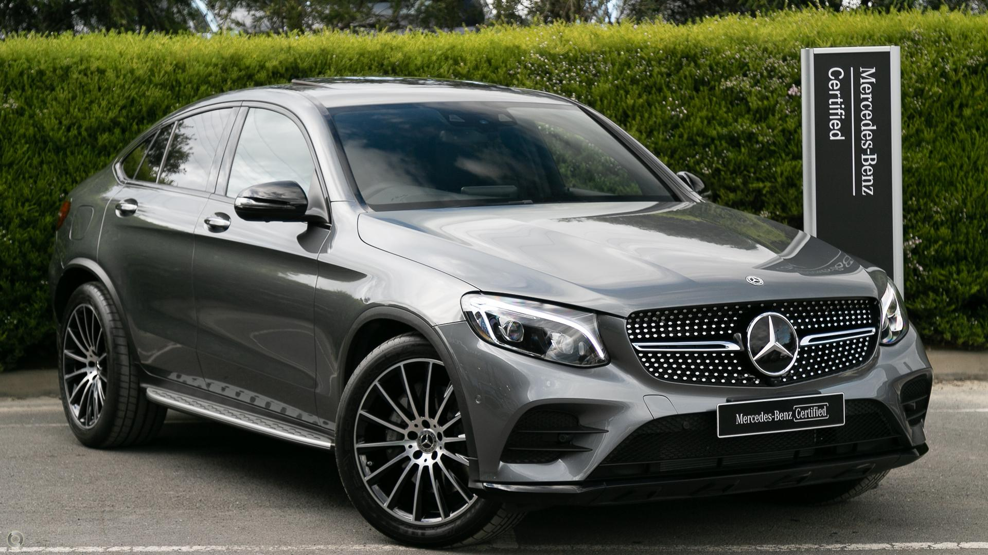 2019 Mercedes-Benz GLC 350 Suv