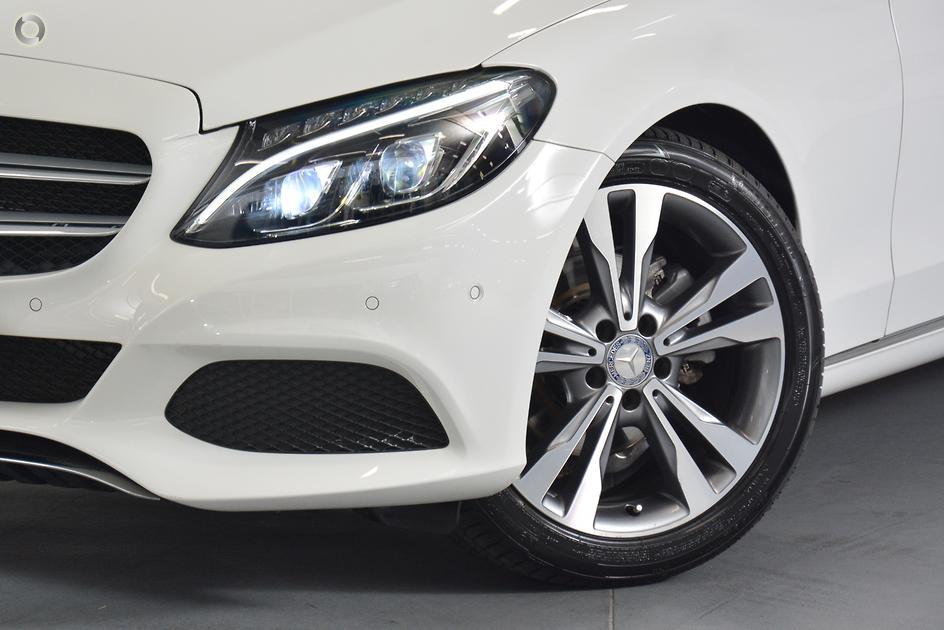 2016 Mercedes-Benz C 200 D Sedan