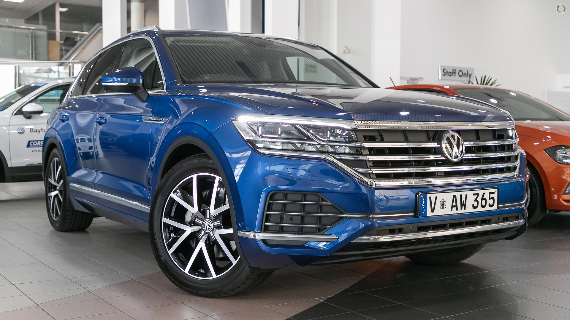 2019 Volkswagen Touareg CR