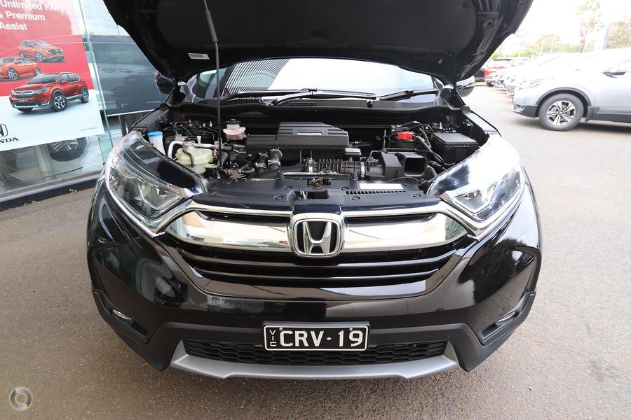 2019 Honda CR-V VTi RW