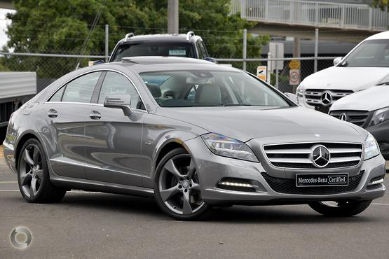 2012 Mercedes-Benz CLS 350 CDI BLUEEFFICIENCY
