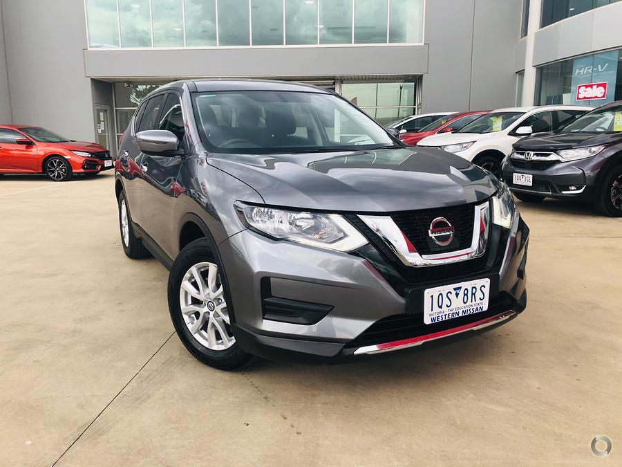 2020 Nissan X-TRAIL ST