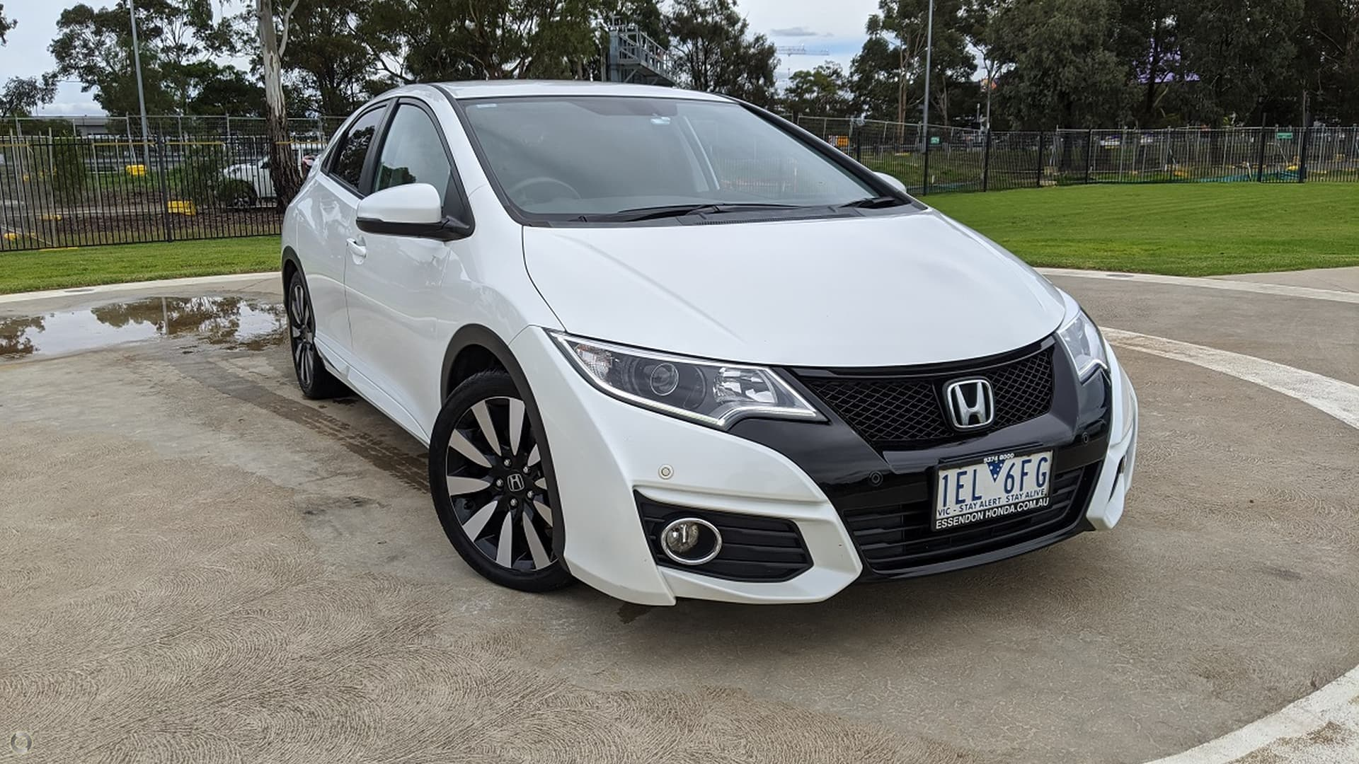 2015 Honda CIVIC Hatch VTi-L