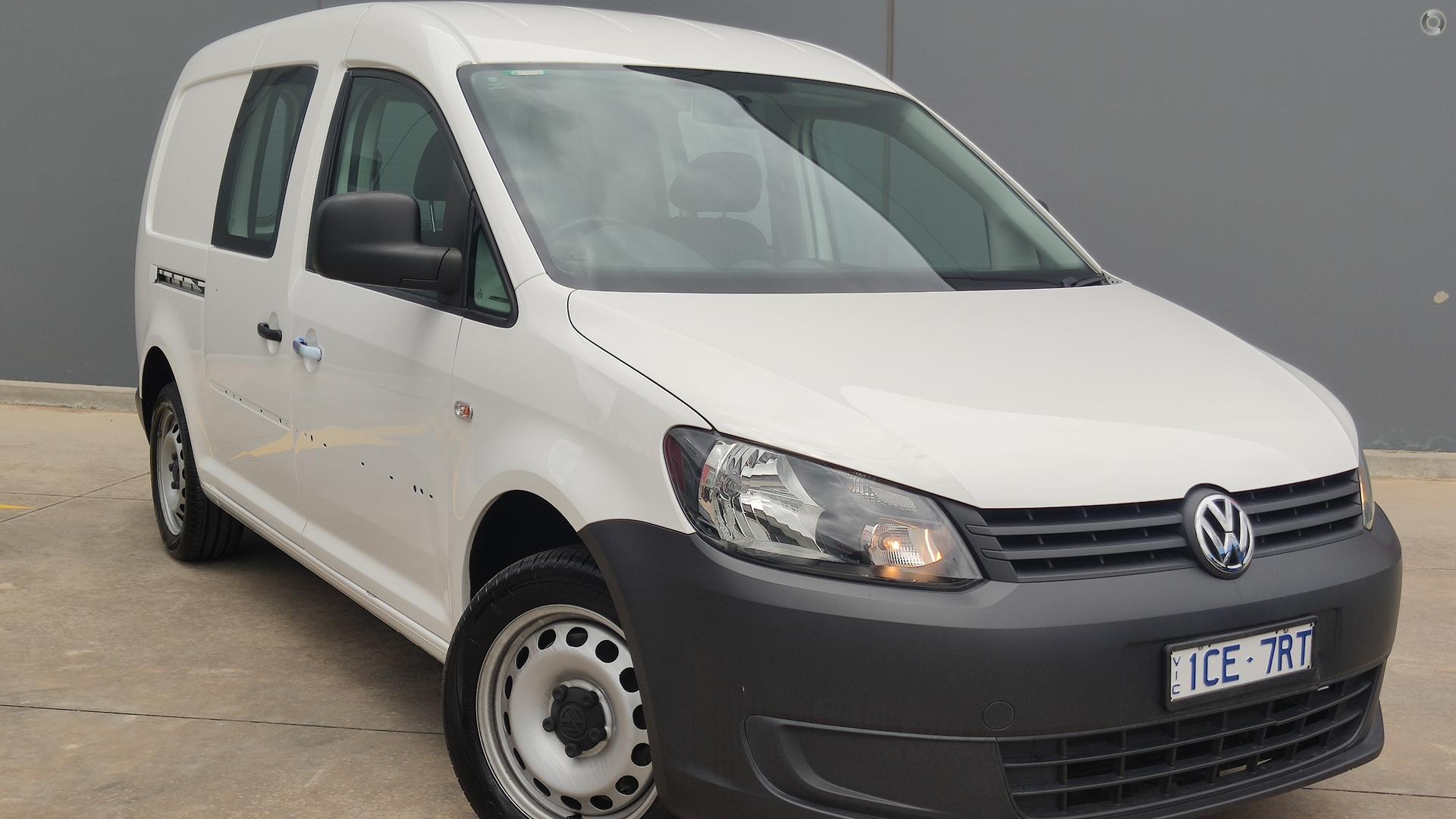 2014 Volkswagen Caddy 2KN