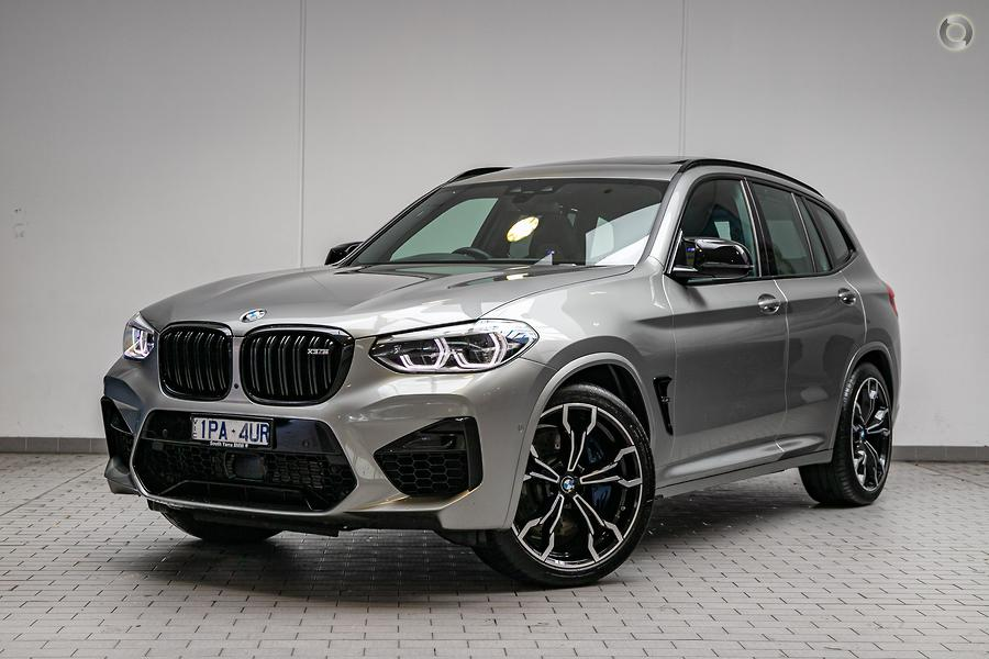 2019 BMW X3 M Competition