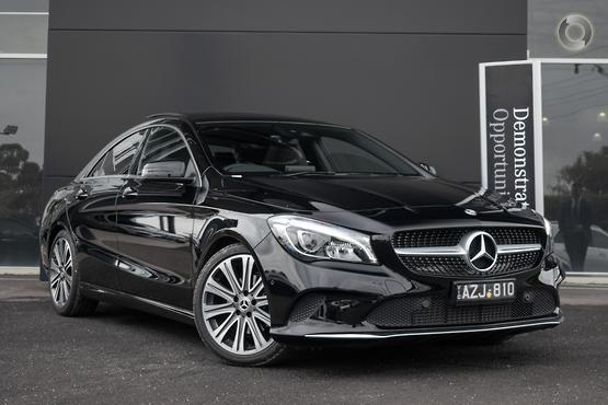 2019 Mercedes-Benz <br>CLA 200