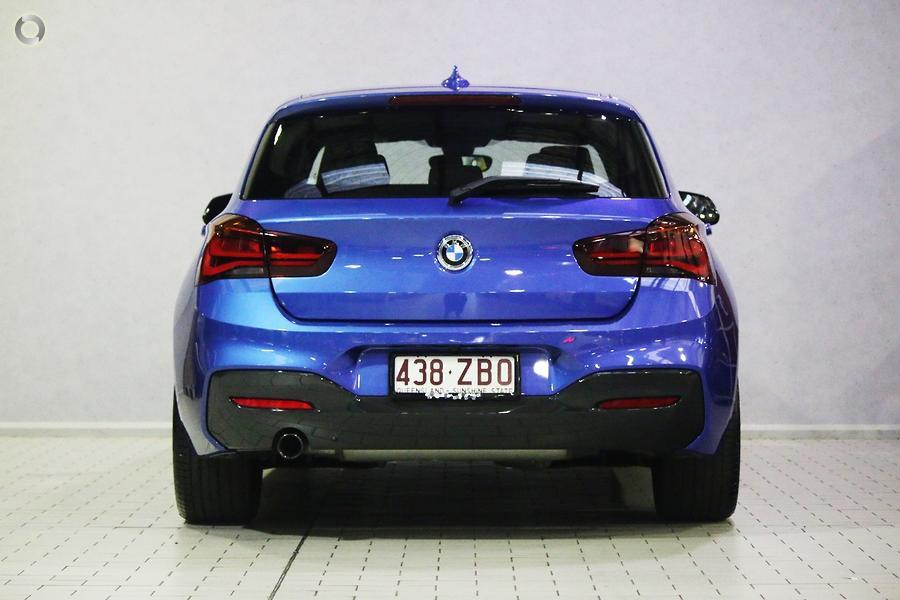 2019 BMW 1 Series 118i M Sport