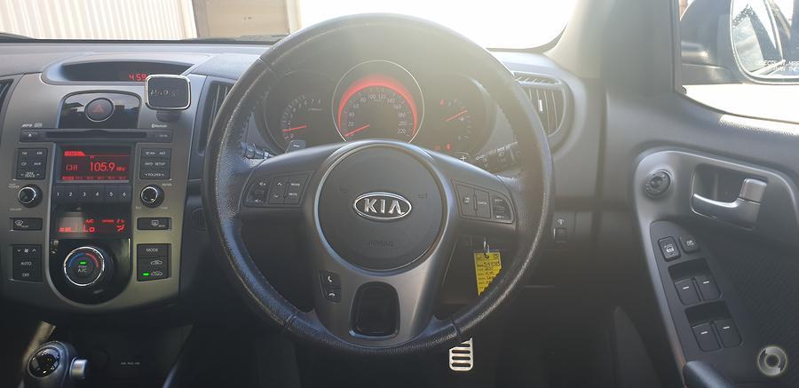 2011 Kia Cerato SLi TD