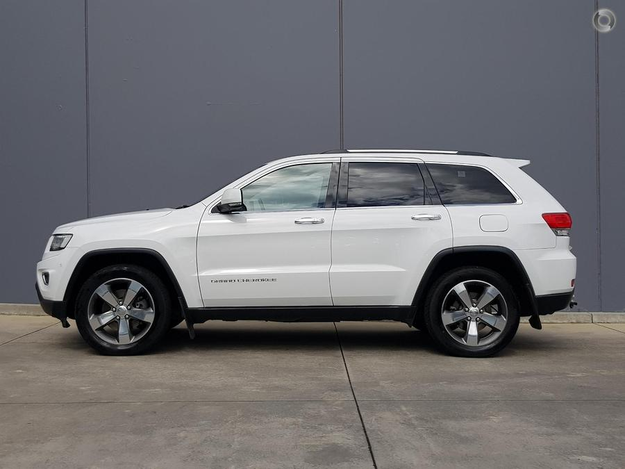 2016 Jeep Grand Cherokee Limited WK