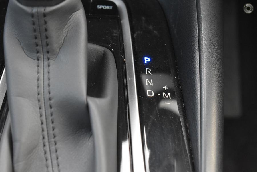 2018 Toyota Corolla Ascent Sport ZRE182R