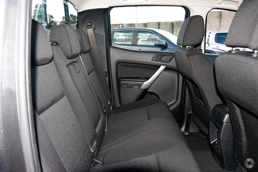 2018 Ford Ranger XLS PX MkIII