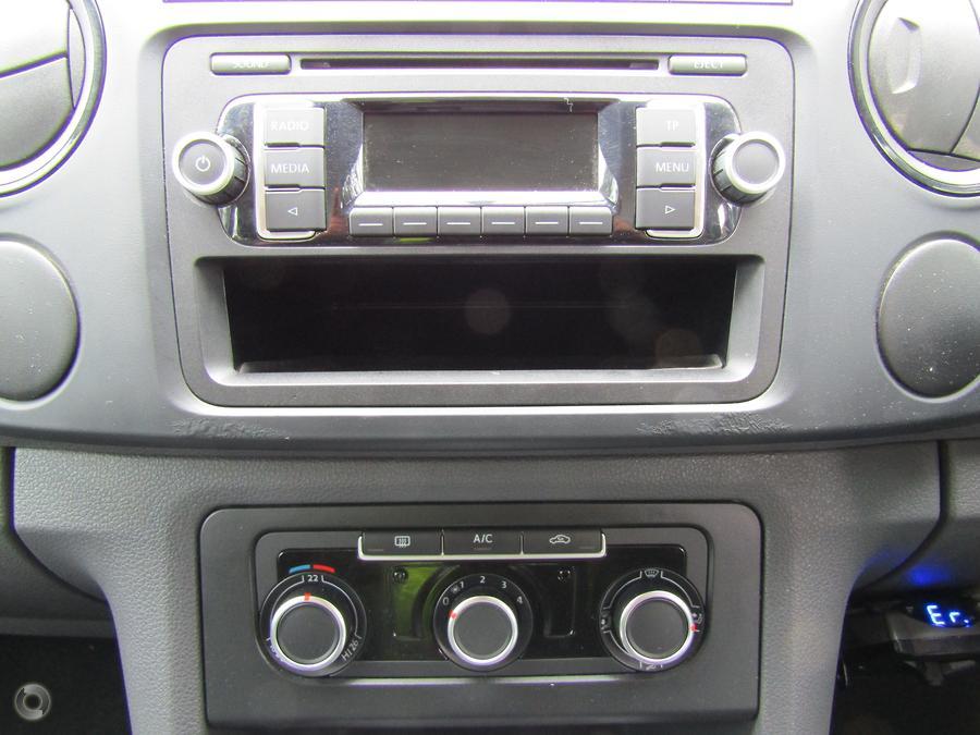 2013 Volkswagen Amarok TDI420 2H