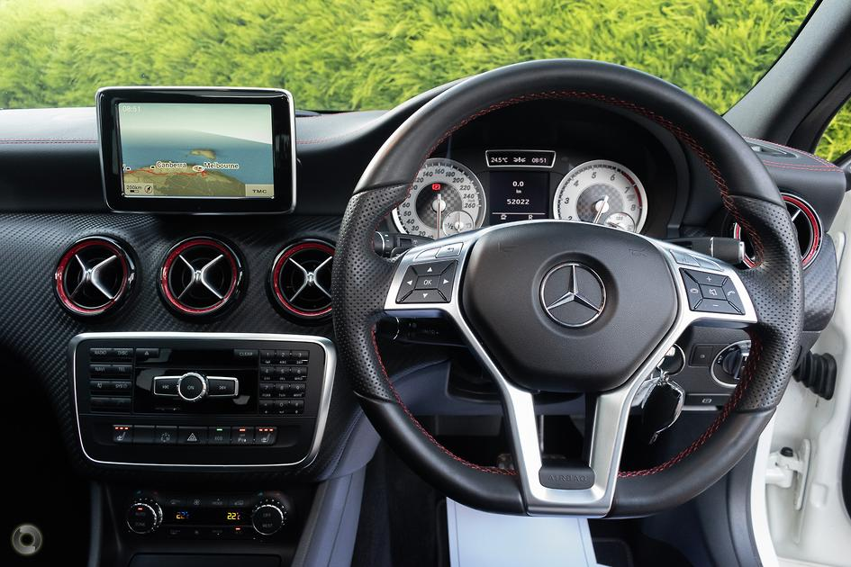 2013 Mercedes-Benz A 250 SPORT Hatch
