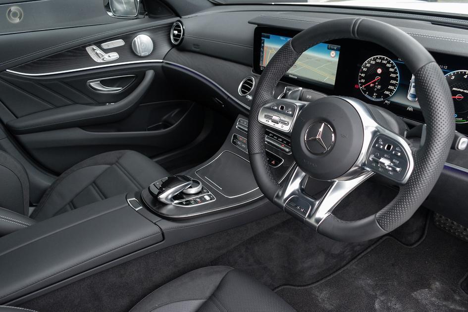 2019 Mercedes-Benz E 53 Sedan