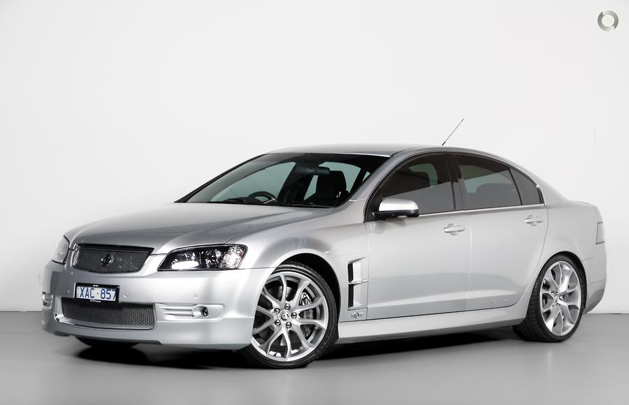 2008 Holden Special Vehicles Senator Signature E Series