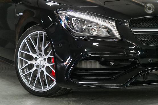 2019 Mercedes-Benz CLA 45 AMG