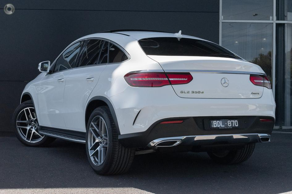 2019 Mercedes-Benz GLE 350 D Coupe