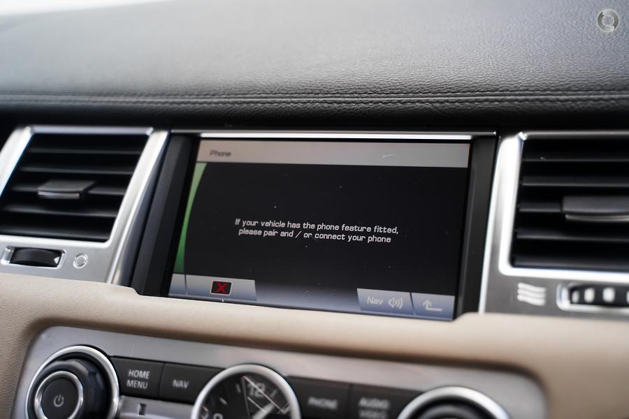 2011 Land Rover Range Rover Sport TDV6 L320