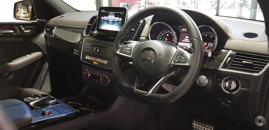 2015 Mercedes-Benz GLE450 AMG  C292