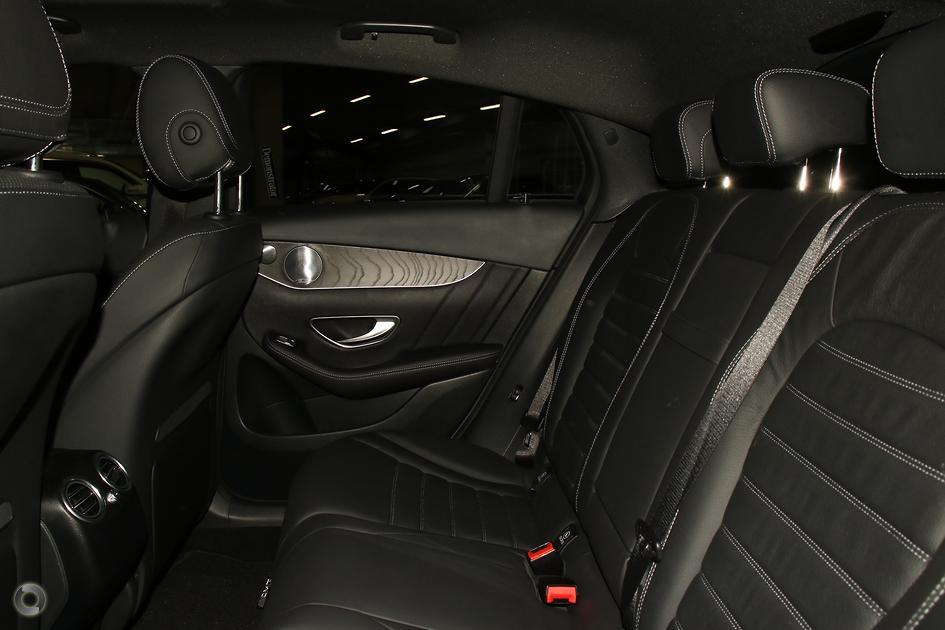 2018 Mercedes-Benz GLC 250 Coupe
