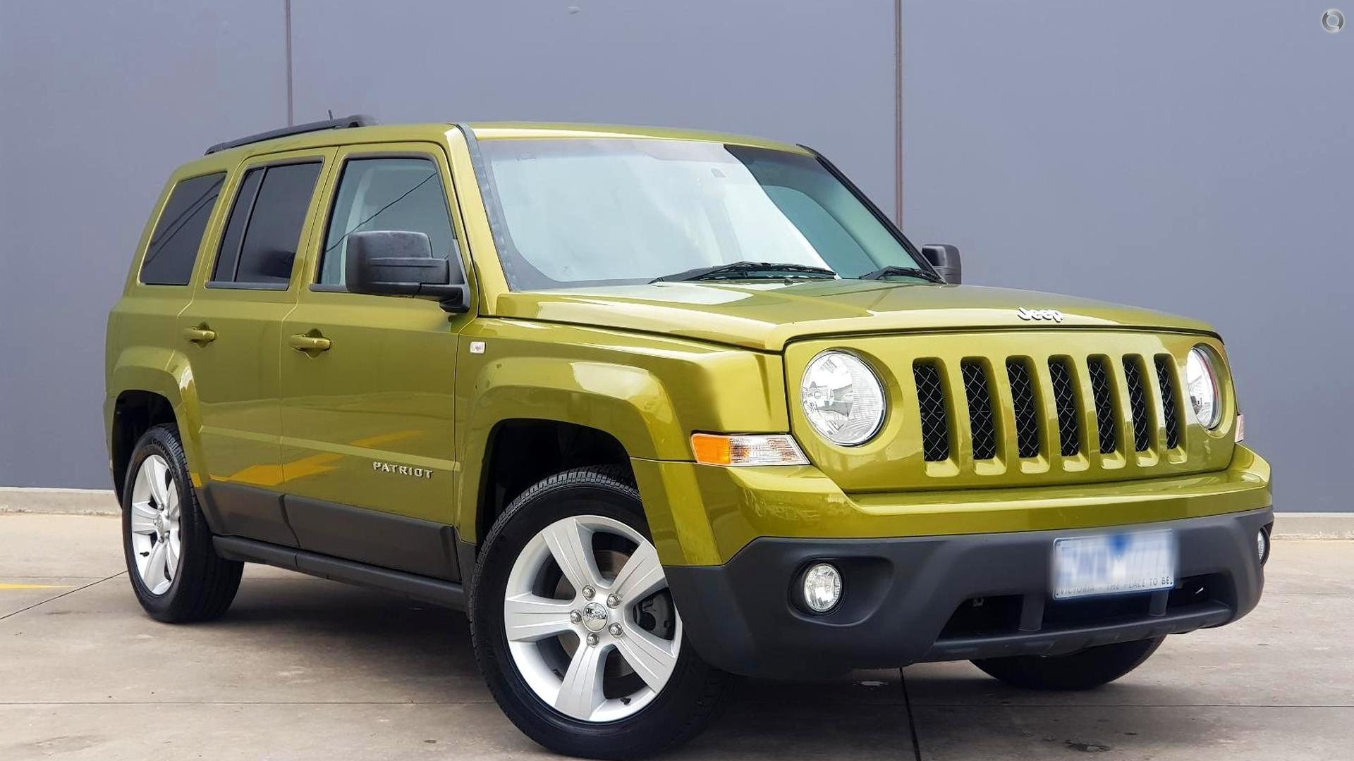 2012 Jeep Patriot Sport MK
