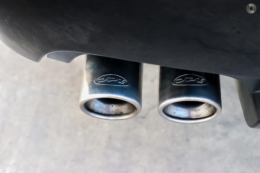 2008 Holden Commodore SS V VE