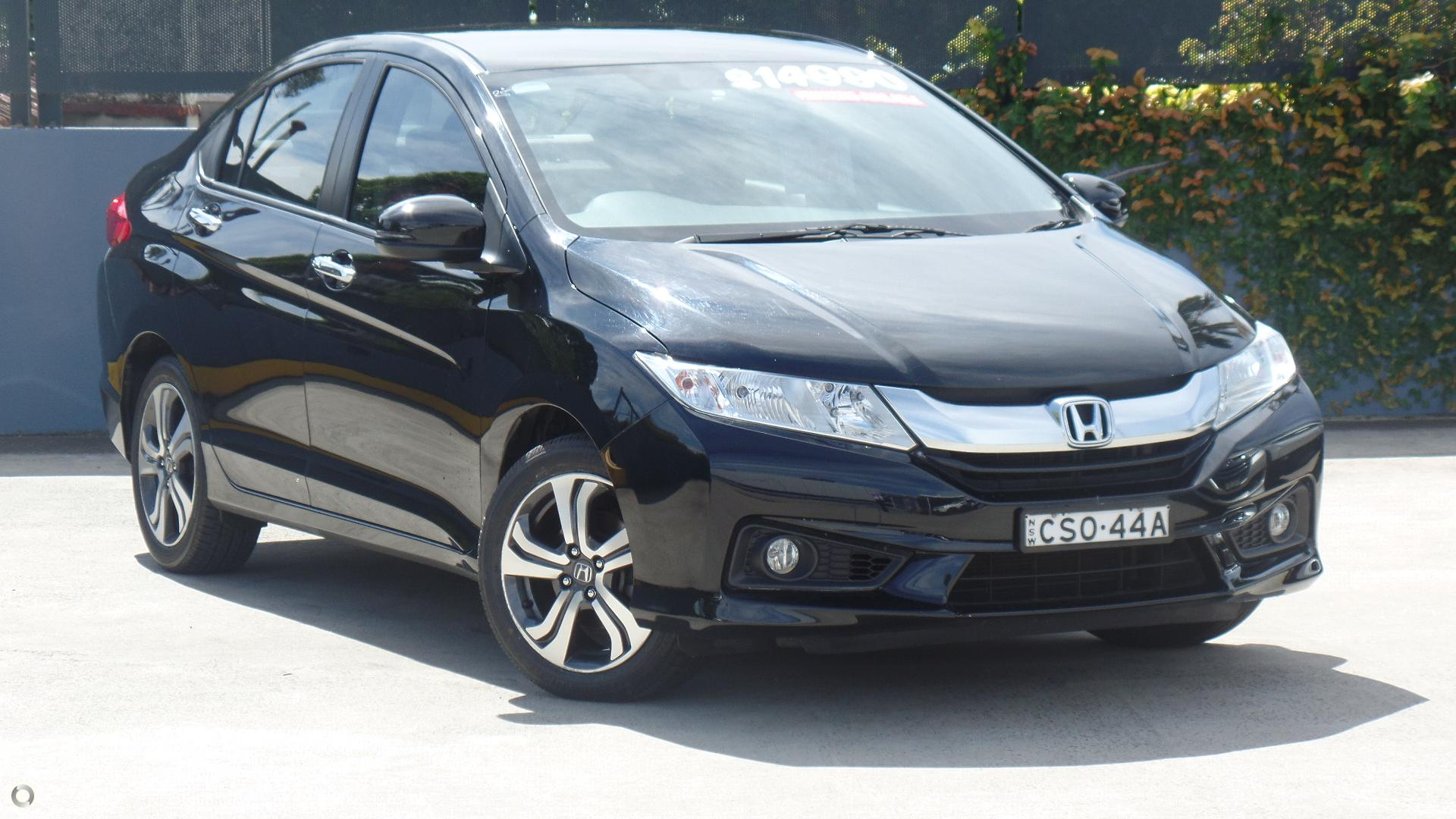2014 Honda City GM