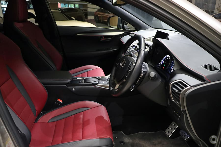 2017 Lexus Nx NX300h F Sport AYZ15R