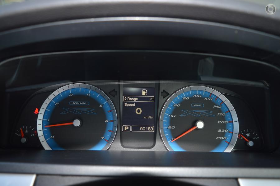 2009 Ford Falcon XR6 FG