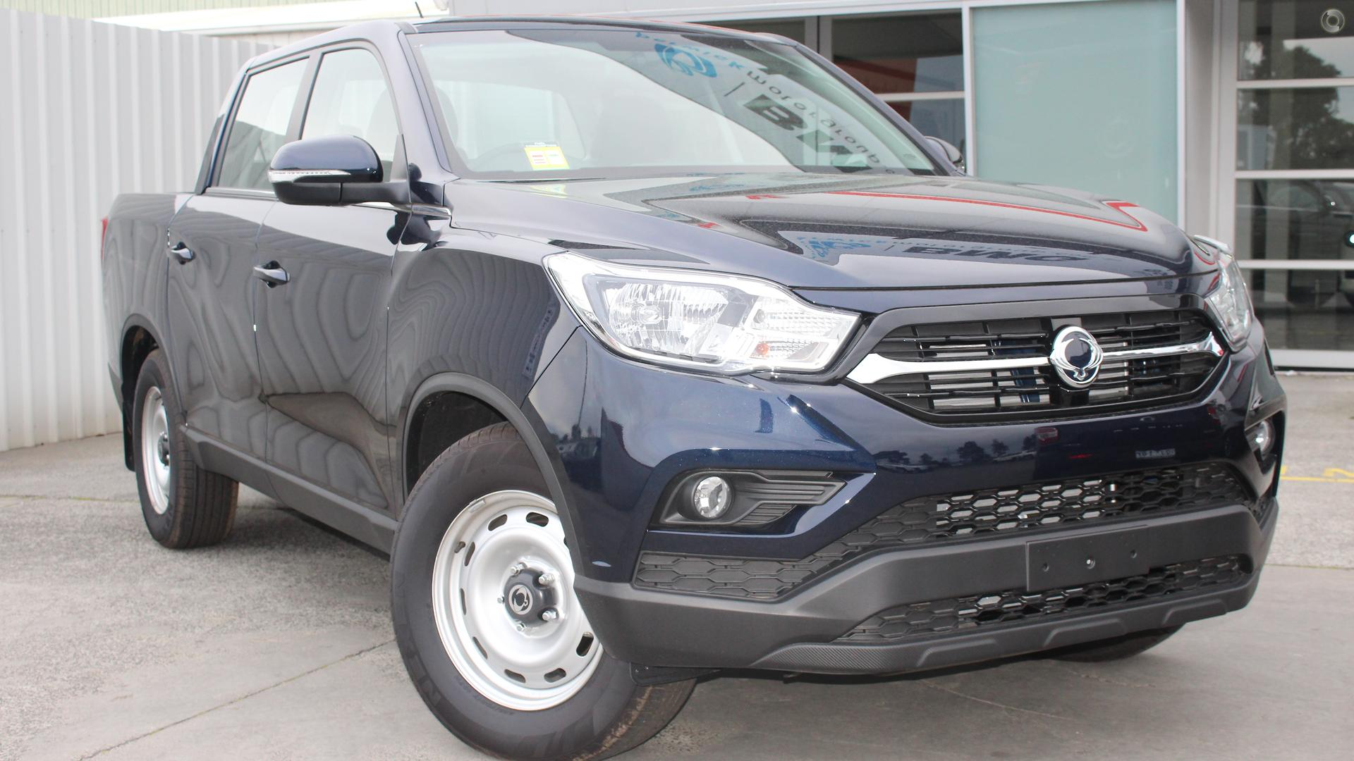 2018 SsangYong Musso Q200
