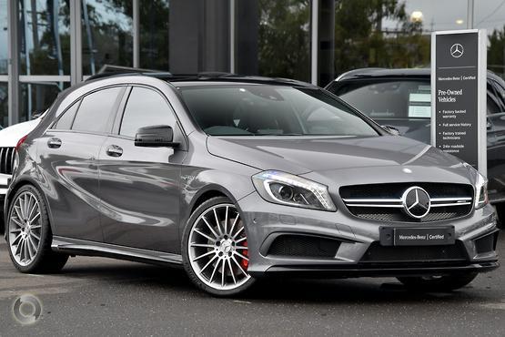 2015 Mercedes-Benz <br>A 45
