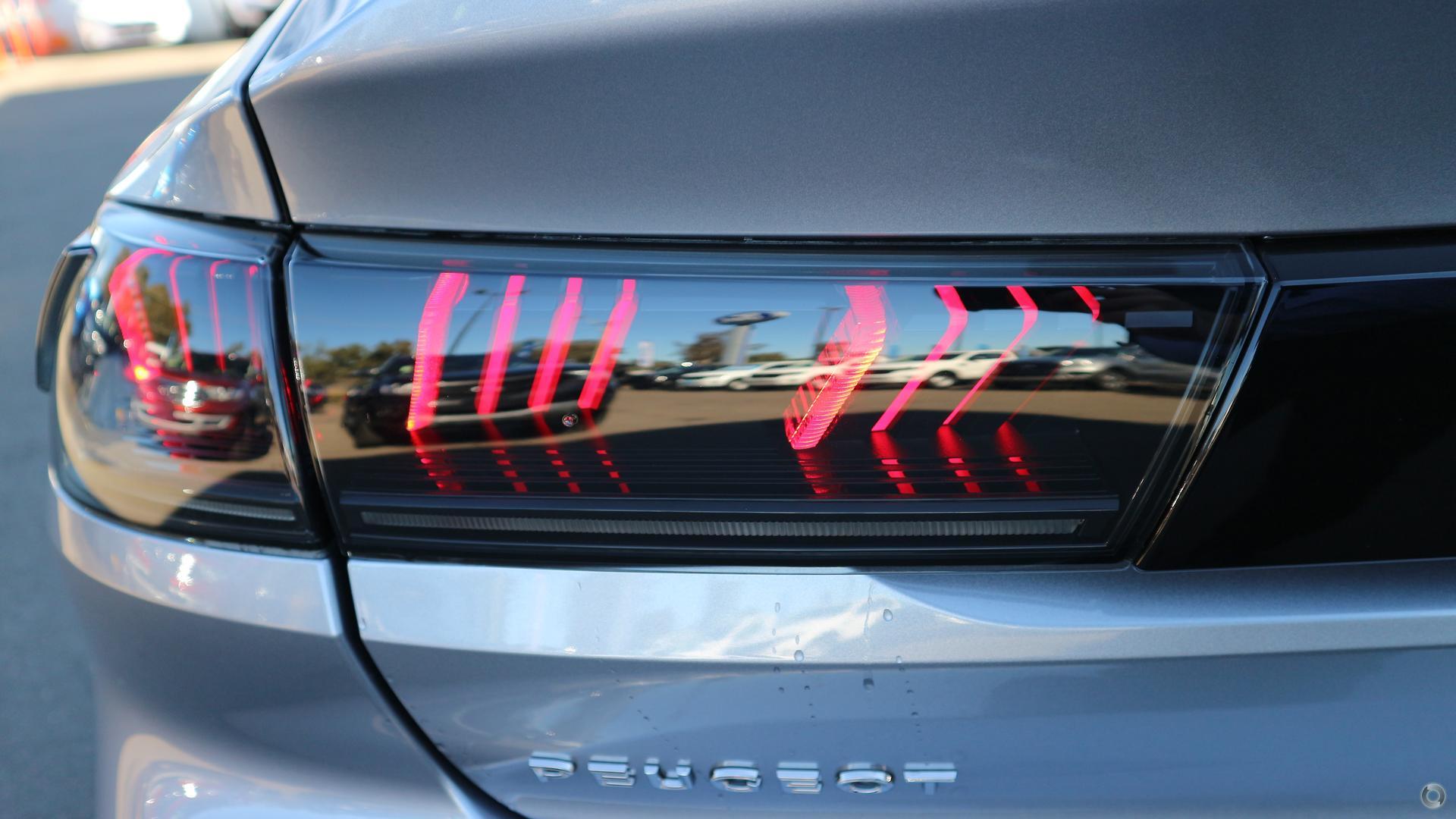 2019 Peugeot 508 GT R8