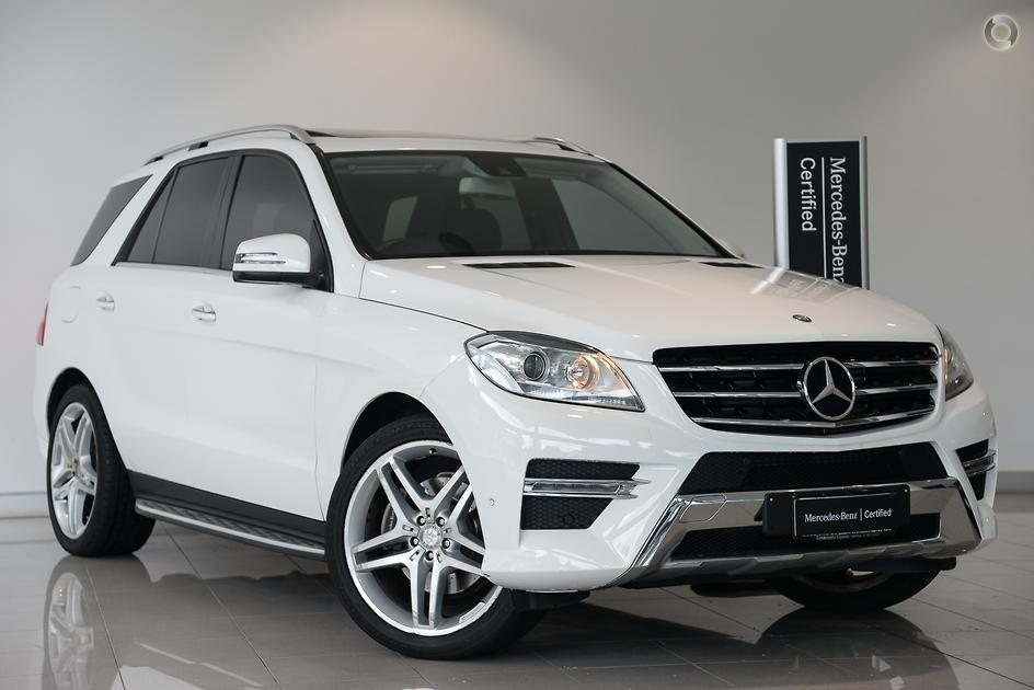 2014 Mercedes-Benz ML 250 BLUETEC Wagon