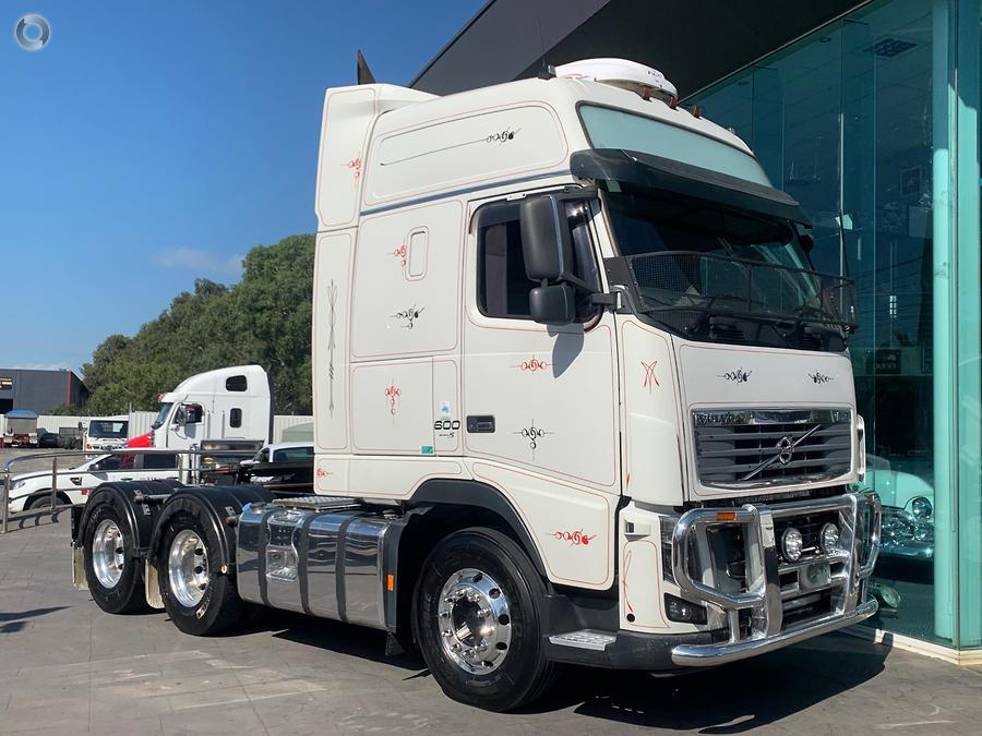 2013 Volvo FH 600 GLOBETROTTER